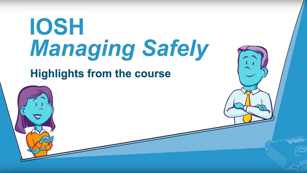 Managing Safely