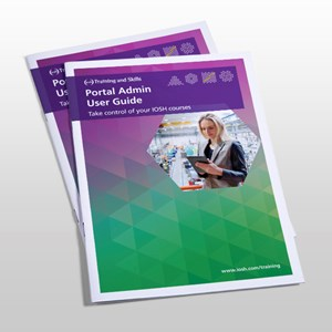 Trainer provider portal user guide front cover