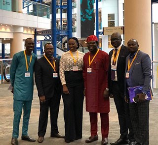 West Africa conference 2020 Kayode and Dapo